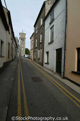 wexford street parking irish towns european travel republic ireland eire irland irlanda europe