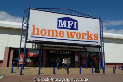 mfi homeworks retailers brands branding uk business commerce diy home furnishings greenwich london cockney england english angleterre inghilterra inglaterra united kingdom british