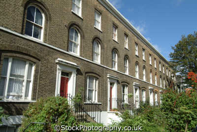 typical east london housing uk terraced houses british homes dwellings abode architecture architectural buildings tower hamlets cockney england english angleterre inghilterra inglaterra united kingdom