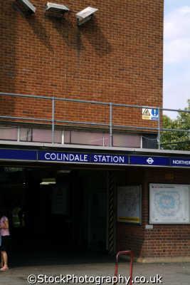 colindale tube station underground metro buildings architecture london capital england english uk barnet cockney angleterre inghilterra inglaterra united kingdom british