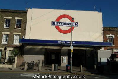 arsenal tube station underground metro buildings architecture london capital england english uk islington cockney angleterre inghilterra inglaterra united kingdom british