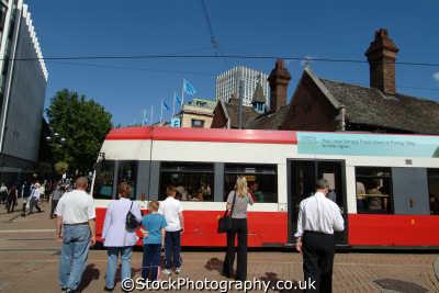 croydon tram transport transportation uk london cockney england english angleterre inghilterra inglaterra united kingdom british