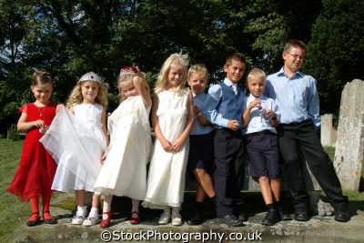 kidz children infant groups people persons white caucasian portraits united kingdom british