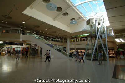 arndale shopping centre luton uk centres retailers trade centers commercial buildings british architecture architectural bedfordshire beds england english angleterre inghilterra inglaterra united kingdom