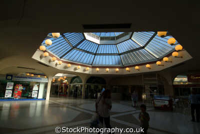 shopping centre chesterfield uk centres retailers trade centers commercial buildings british architecture architectural derbyshire england english angleterre inghilterra inglaterra united kingdom