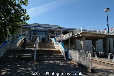 stevenage arts leisure centre uk hertfordshire herts england english angleterre inghilterra inglaterra united kingdom british