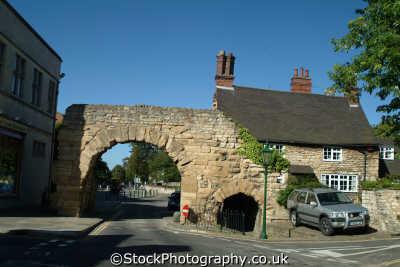 newport arch lincoln midlands england english uk lincolnshire lincs angleterre inghilterra inglaterra united kingdom british