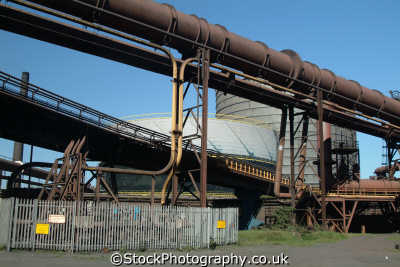 pipework steelworks scunthorpe uk industrial buildings british architecture architectural lincolnshire lincs england english angleterre inghilterra inglaterra united kingdom