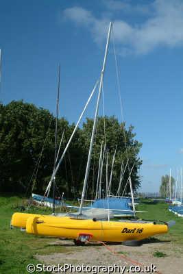 dart 16 yachts yachting sailing sailboats boats marine misc. rutland england english angleterre inghilterra inglaterra united kingdom british
