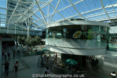 lower precinct coventry uk shopping centres retailers trade centers commercial buildings british architecture architectural warwickshire england english angleterre inghilterra inglaterra united kingdom
