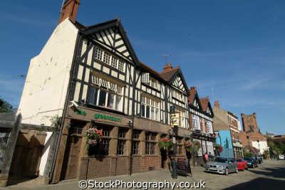 medieval spon street coventry midlands england english uk warwickshire angleterre inghilterra inglaterra united kingdom british