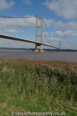 humber bridge uk bridges rivers waterways countryside rural environmental yorkshire england english angleterre inghilterra inglaterra united kingdom british