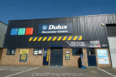 dulux retailers brands branding uk business commerce paint united kingdom british