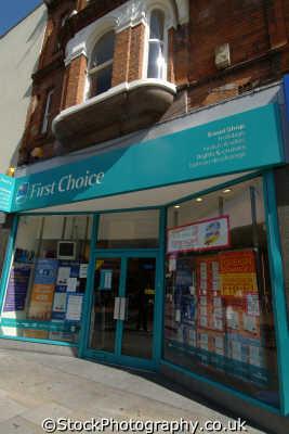 choice travel retailers brands branding uk business commerce united kingdom british