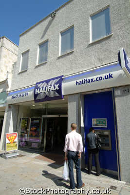 halifax building society banking finance brands branding uk business commerce united kingdom british