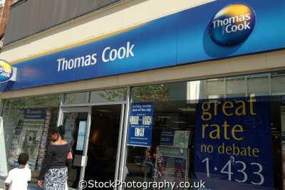 thomas cook croydon retailers brands branding uk business commerce united kingdom british