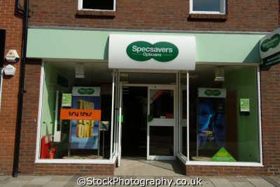 specsavers huntingdon retailers brands branding uk business commerce opticicians united kingdom british