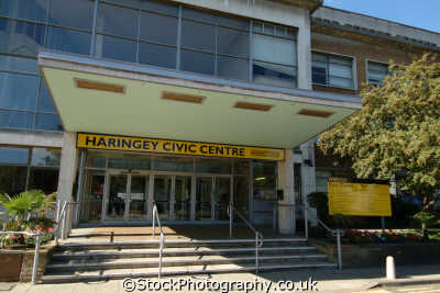 haringey civic centre uk centres government buildings british architecture architectural local london cockney england english angleterre inghilterra inglaterra united kingdom