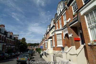 milton road highgate uk terraced houses british housing homes dwellings abode architecture architectural buildings haringey london cockney england english angleterre inghilterra inglaterra united kingdom