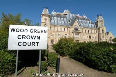 wood green crown court law courts buildings architecture london capital england english uk haringey cockney angleterre inghilterra inglaterra united kingdom british