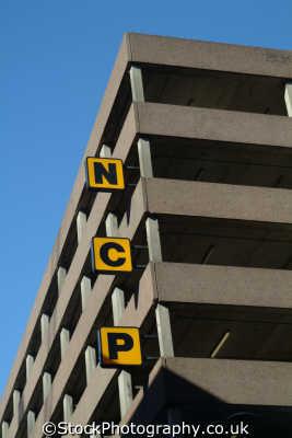 ncp car park brands branding uk business commerce parking reading berkshire england english angleterre inghilterra inglaterra united kingdom british