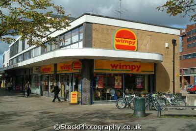 wimpy bar restaurant food brands branding uk business commerce burger farnborough hampshire hamps england english angleterre inghilterra inglaterra united kingdom british