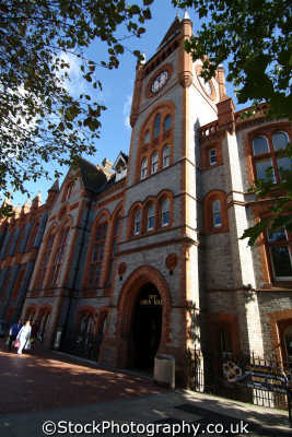 reading town hall uk halls government buildings british architecture architectural berkshire england english angleterre inghilterra inglaterra united kingdom