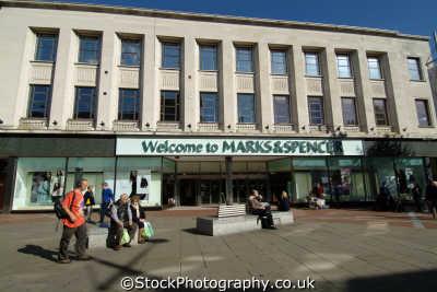 marks spencer reading retailers brands branding uk business commerce berkshire england english angleterre inghilterra inglaterra united kingdom british