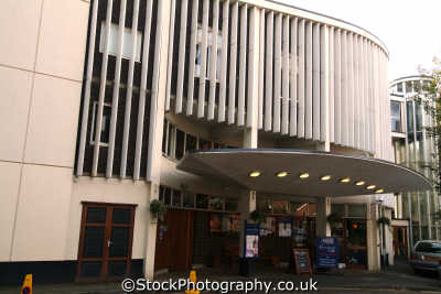 guildford yvonne arnaud theatre uk theatres theater theatrical venues british architecture architectural buildings surrey england english angleterre inghilterra inglaterra united kingdom