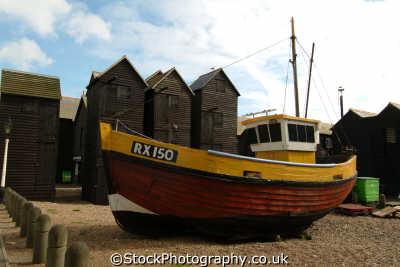 hastings fishing boat boats marine misc. sussex home counties england english angleterre inghilterra inglaterra united kingdom british