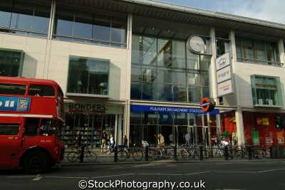 fulham broadway shopping centre tube underground metro buildings architecture london capital england english uk hammersmith cockney angleterre inghilterra inglaterra united kingdom british
