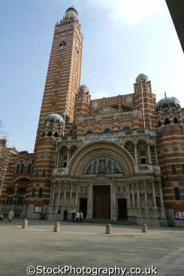 westminster cathedral rc uk cathedrals worship religion christian british architecture architectural buildings roman catholic religious london cockney england english angleterre inghilterra inglaterra united kingdom