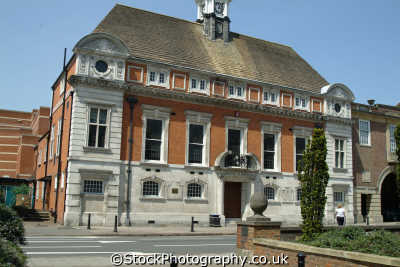 high wycombe town hall uk halls government buildings british architecture architectural buckinghamshire bucks england english angleterre inghilterra inglaterra united kingdom