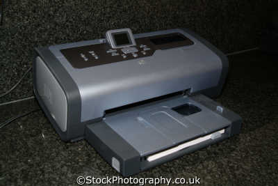 hewlett packard photosmart photo printer office business uk commerce west united kingdom british