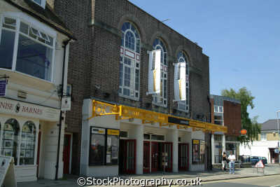 sevenoaks playhouse theatre uk theatres theater theatrical venues british architecture architectural buildings stag kent england english angleterre inghilterra inglaterra united kingdom