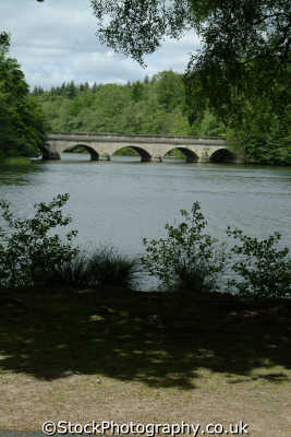 virginia water bridge london parks capital england english uk berkshire angleterre inghilterra inglaterra united kingdom british