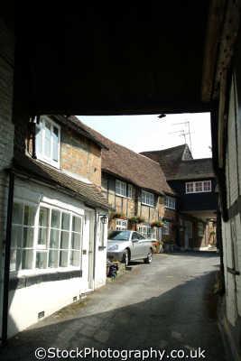 amersham mews south east towns southeast england english uk buckinghamshire bucks angleterre inghilterra inglaterra united kingdom british