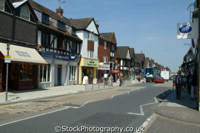 sevenoaks high street south east towns southeast england english uk kent angleterre inghilterra inglaterra united kingdom british