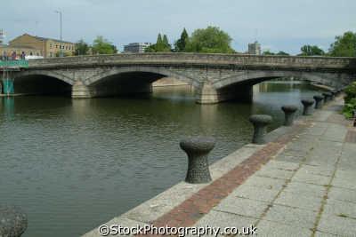 maidstone bridge uk bridges rivers waterways countryside rural environmental kent england english angleterre inghilterra inglaterra united kingdom british