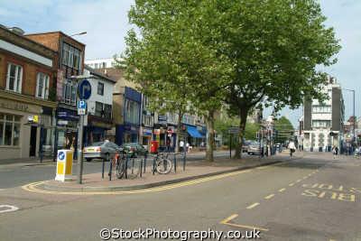 maidstone high street south east towns southeast england english uk kent angleterre inghilterra inglaterra united kingdom british