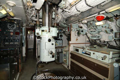 control room periscope hms ocelot submarine warships royal navy naval navies uk military militaries chatham docks medway kent england english angleterre inghilterra inglaterra united kingdom british