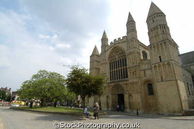 rochester cathedral uk churches worship religion christian british architecture architectural buildings medway kent england english angleterre inghilterra inglaterra united kingdom