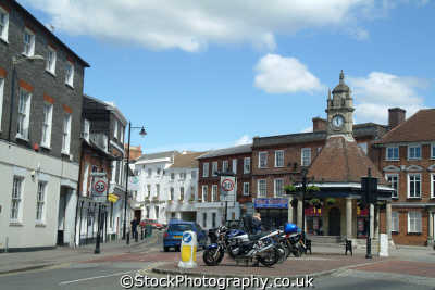 newbury clockhouse south east towns southeast england english uk berkshire angleterre inghilterra inglaterra united kingdom british