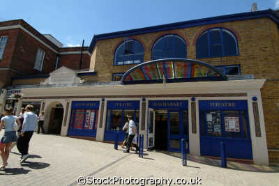 basingstoke haymarket theatre uk venues british architecture architectural buildings hampshire hamps england english angleterre inghilterra inglaterra united kingdom