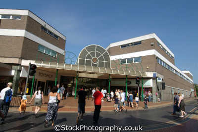 chelmsford high chelmer shopping centre uk centres retailers trade centers commercial buildings british architecture architectural essex england english angleterre inghilterra inglaterra united kingdom