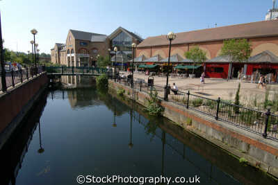 chelmsford river meadows shopping centre south east towns southeast england english uk essex angleterre inghilterra inglaterra united kingdom british