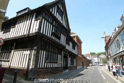ipswich timber framed building medieval northgate street half timbered buildings historical uk history british architecture architectural tudor suffolk england english angleterre inghilterra inglaterra united kingdom