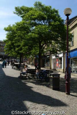 halifax town centre north east england northeast english uk yorkshire angleterre inghilterra inglaterra united kingdom british