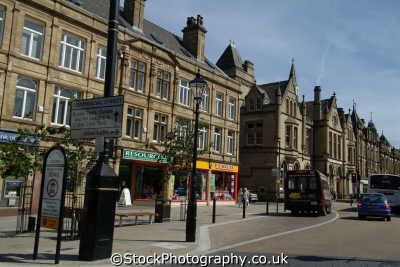 halifax george square north east england northeast english uk yorkshire angleterre inghilterra inglaterra united kingdom british