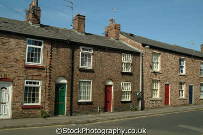 macclesfield terraced housing uk houses british homes dwellings abode architecture architectural buildings cheshire england english angleterre inghilterra inglaterra united kingdom